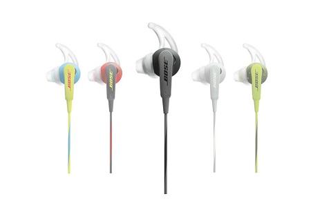 in ear slušalke