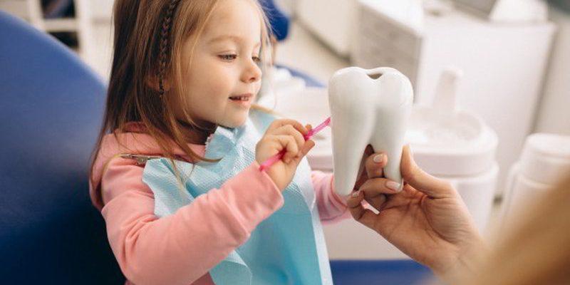 Otroški zobar